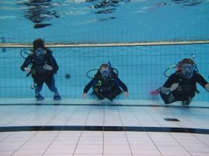 Teambilding på Jæren dykkersenter