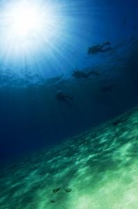 multilevel kurs på Jæren Dykkersenter