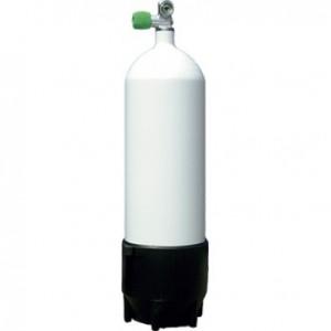 Flaske, service dykkerutstyr