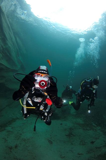 Digital foto kurs på Jæren Dykkersenter