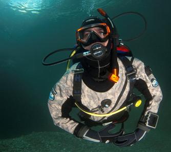 Lær dykking, Jæren Dykkersenter