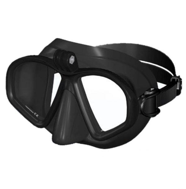 GoPro maske hos Jæren Dykkersenter Stavanger